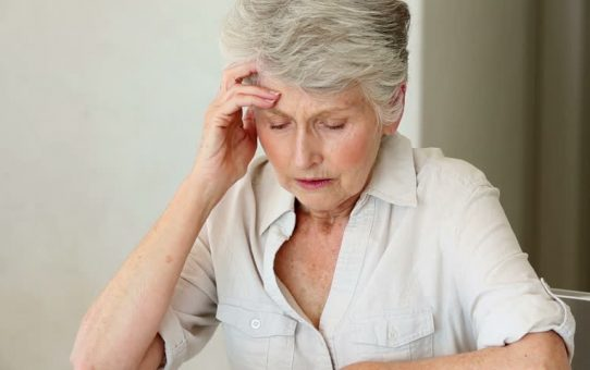 Mental Health Tips for Senior or Older Adults Person