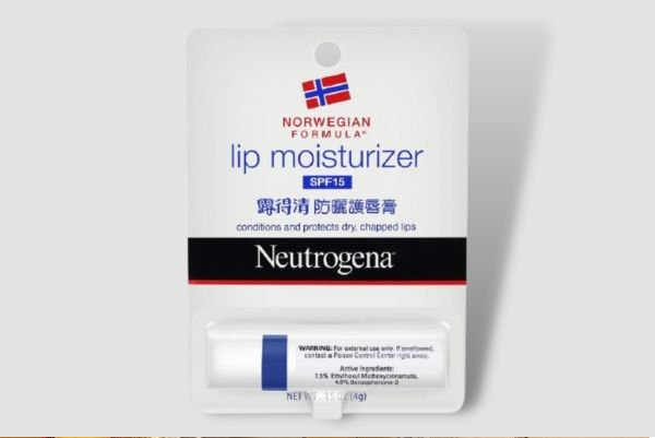 Neutrogena Norweigan Formula Lip Moisturizer for dark lips